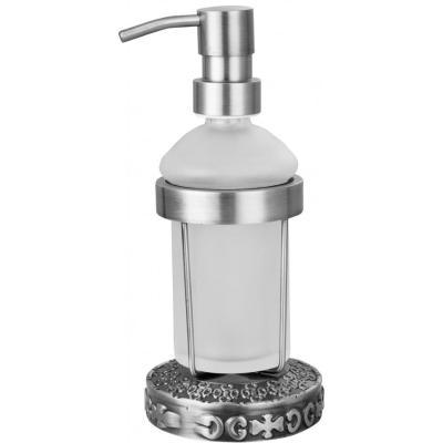 Держатель дозатора мыла настольный  ZorG AZR 25 SL