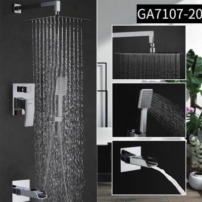 Душевая система Gappo G7107-20