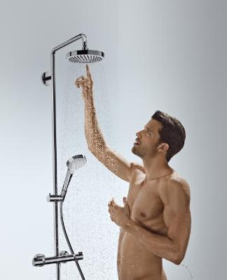 Hansgrohe Croma Select S 180 2jet 27253400