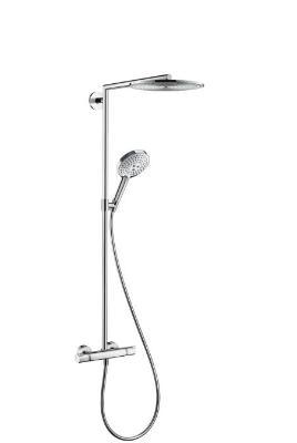 Душевая система Hansgrohe Raindance Select 300 Showerpipe 27114000
