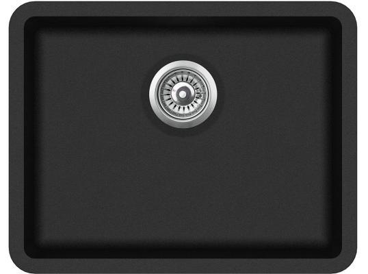 Кухонная мойка AquaSanita Arca SQA 102 601 W black metallic