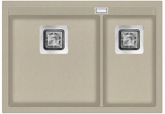 Кухонная мойка AquaSanita Delicia SQD 150 111 AW silica