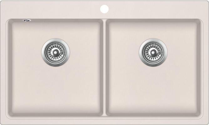 Кухонная мойка AquaSanita Magna SQM 200 111 AW silica
