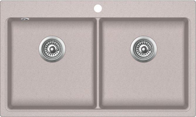 Кухонная мойка AquaSanita Magna SQM 200 112 AW ora