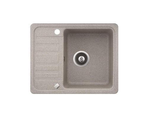 Кухонная мойка AquaSanita Notus SQ 102 110 AW beige
