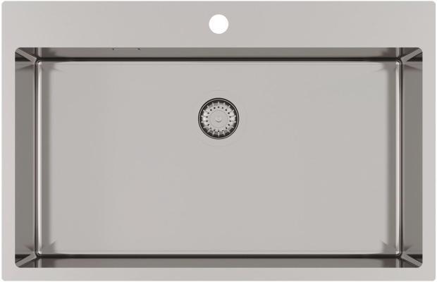 Кухонная мойка AquaSanita Steel AIR 100 M