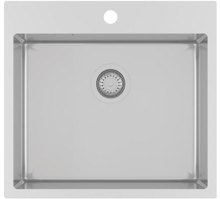 Кухонная мойка AquaSanita Steel AIR 100 N