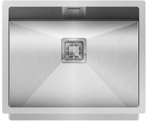 Кухонная мойка AquaSanita Steel DER 100 L