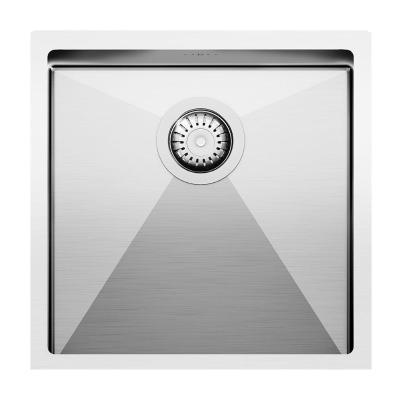 Кухонная мойка AquaSanita Steel ENN 100 X