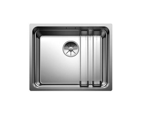 Кухонная мойка Blanco Etagon 500-u нерж.сталь
