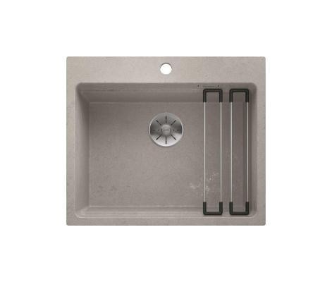 Кухонная мойка Blanco Etagon 6 бетон