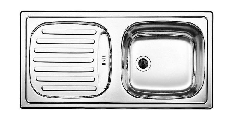Кухонная мойка Blanco Flex нерж.сталь
