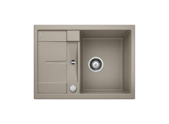 Кухонная мойка Blanco Metra 45 s compact серый беж