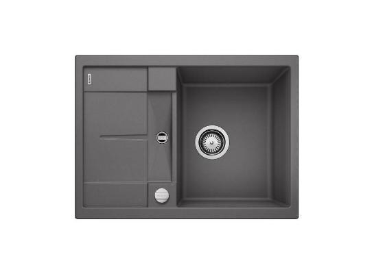 Кухонная мойка Blanco Metra 45 s compact темная скала