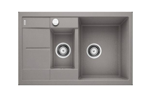 Кухонная мойка Blanco Metra 6 s compact алюметаллик