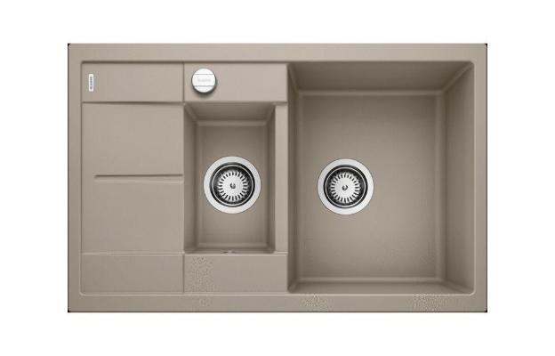 Кухонная мойка Blanco Metra 6 s compact серый беж