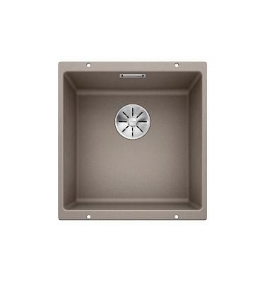 Кухонная мойка Blanco Subline 400-u серый беж