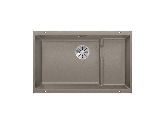 Кухонная мойка Blanco Subline 700-u level серый беж