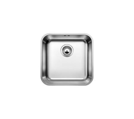 Кухонная мойка Blanco Supra 400-u нерж.сталь