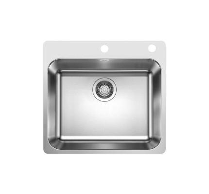 Кухонная мойка Blanco Supra 500-if/a нерж.сталь