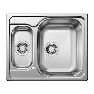 Кухонная мойка Blanco Tipo 6 basic нерж. сталь