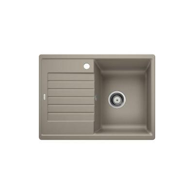 Кухонная мойка Blanco Zia 45 s compact серый беж