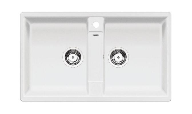 Кухонная мойка Blanco Zia 9 белый