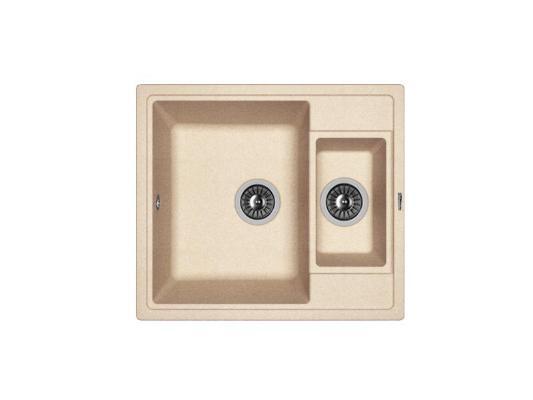 Кухонная мойка Florentina Липси-580К (песочный)