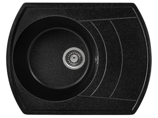 Кухонная мойка Gerhans A01 (черный)