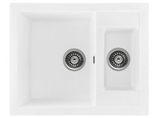 Кухонная мойка Gerhans C01 (белый)