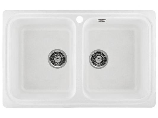 Кухонная мойка Gerhans C02 (белый)