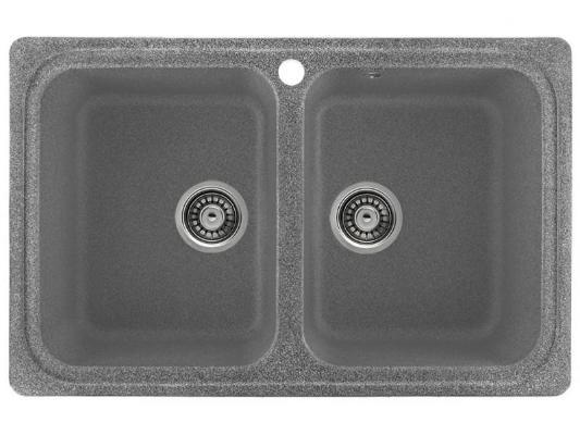 Кухонная мойка Gerhans C02 (графит)