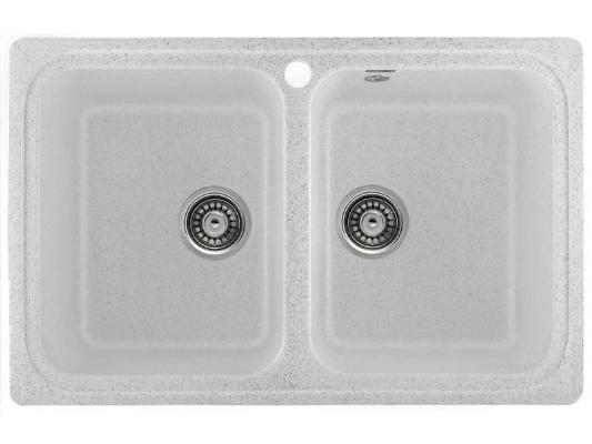 Кухонная мойка Gerhans C02 (серый)