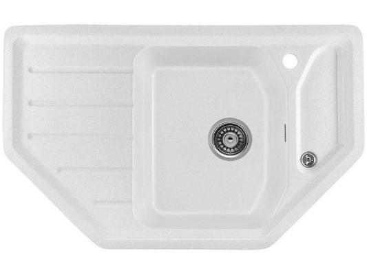 Кухонная мойка Gerhans E08 (белый)