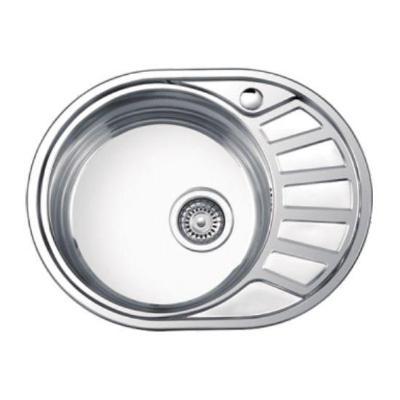 Кухонная мойка Ledeme L75745-L матовая