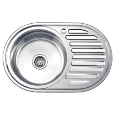 Кухонная мойка Ledeme L77750-L матовая