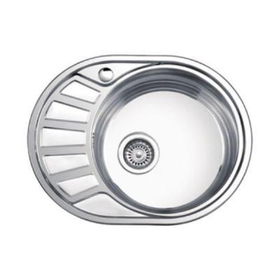 Кухонная мойка Ledeme L85745-R глянцевая