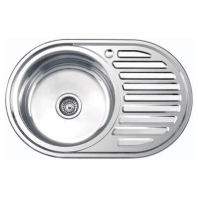 Кухонная мойка Ledeme L87750-L глянцевая