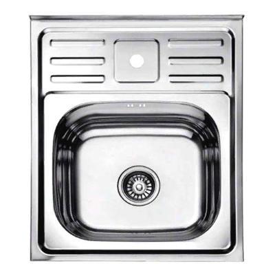 Кухонная мойка Ledeme L95060 глянцевая