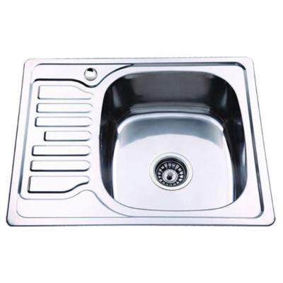 Кухонная мойка Ledeme L95848-R глянцевая