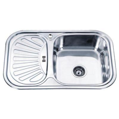 Кухонная мойка Ledeme L97549-R глянцевая
