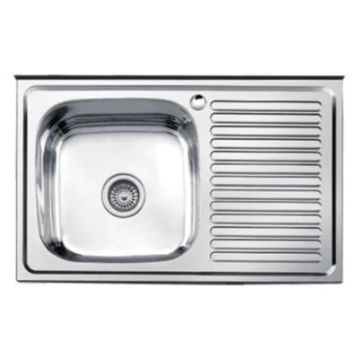 Кухонная мойка Ledeme L98050-L глянцевая