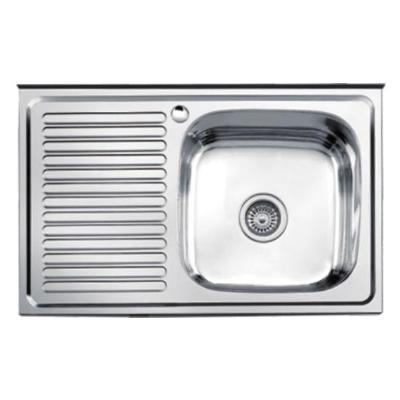 Кухонная мойка Ledeme L98050-R глянцевая