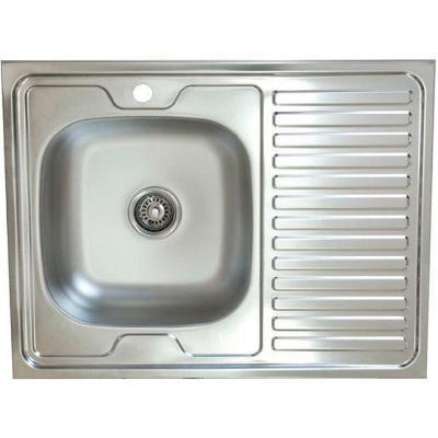 Кухонная мойка Ledeme L98060-L глянцевая