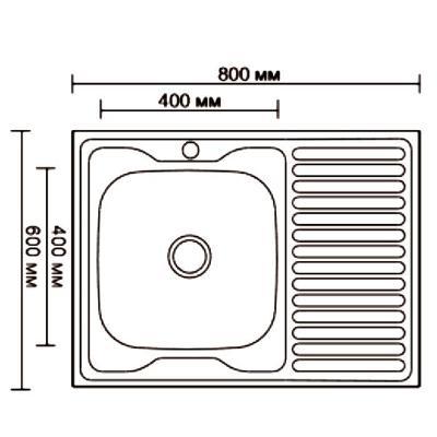 Ledeme L98060-L глянцевая