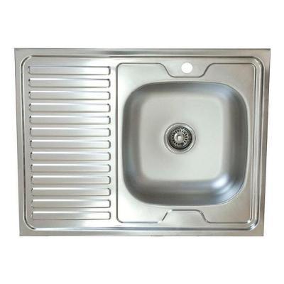 Кухонная мойка Ledeme L98060-R глянцевая