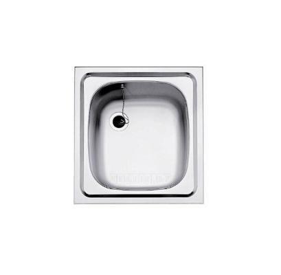 Кухонная мойка Teka E 50 1C 465.440 MAT 40109612, из нержавеющей стали