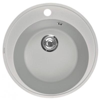 Кухонная мойка ZorG Fresco 45 серый жемчуг