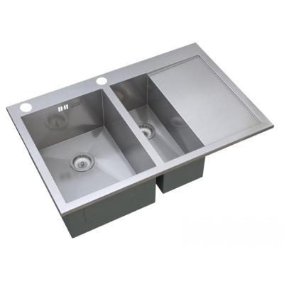 Кухонная мойка ZorG INOX Х 5178-2 L