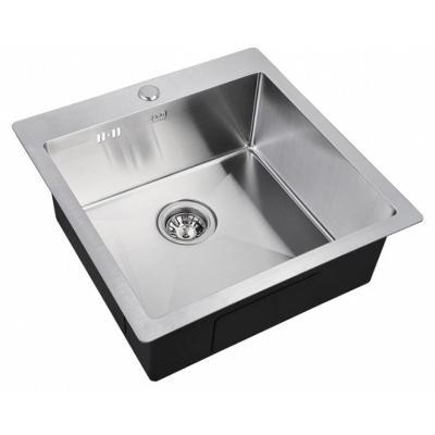 Кухонная мойка ZorG INOX R 5151 3мм